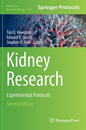 9781493933518: Kidney Research: Experimental Protocols (Methods in Molecular Biology)
