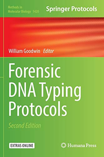 9781493935956: Forensic DNA Typing Protocols (Methods in Molecular Biology)