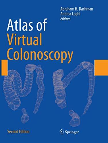 Atlas of Virtual Colonoscopy (Paperback)