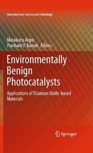9781493938889: Environmentally Benign Photocatalysts: Applications of Titanium Oxide-based Materials (Nanostructure Science and Technology)
