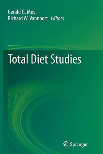 Total Diet Studies: GERALD G. MOY
