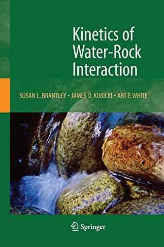 9781493939152: Kinetics of Water-Rock Interaction