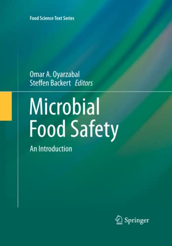 9781493939541: Microbial Food Safety: An Introduction (Food Science Text Series)