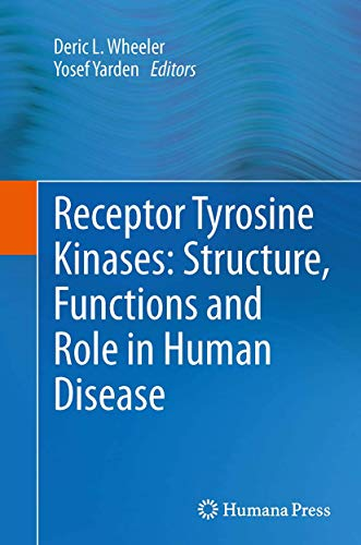 9781493941193: Receptor Tyrosine Kinases: Structure, Functions and Role in Human Disease