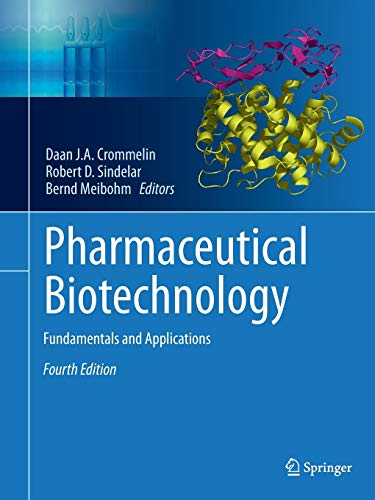 9781493943395: Pharmaceutical Biotechnology: Fundamentals and Applications