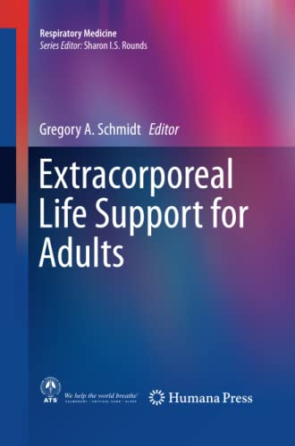 9781493945054: Extracorporeal Life Support for Adults (Respiratory Medicine)