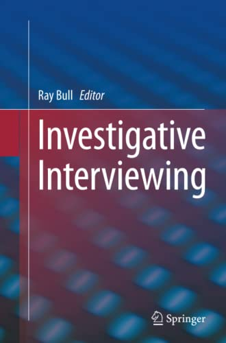 9781493945641: Investigative Interviewing