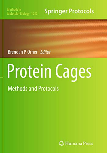 9781493946709: Protein Cages: Methods and Protocols (Methods in Molecular Biology)