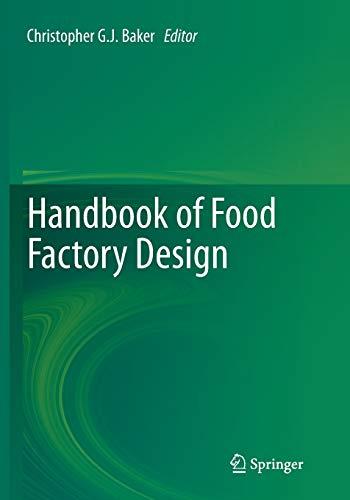 9781493948840: Handbook of Food Factory Design