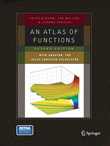 9781493950584: An Atlas of Functions: with Equator, the Atlas Function Calculator