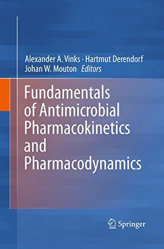 9781493950812: Fundamentals of Antimicrobial Pharmacokinetics and Pharmacodynamics