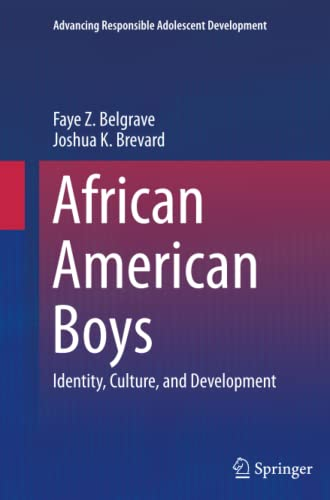 9781493951864: African American Boys: Identity, Culture, and Development (Advancing Responsible Adolescent Development)