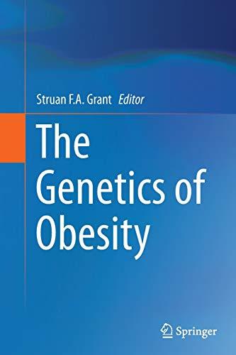 9781493953424: The Genetics of Obesity