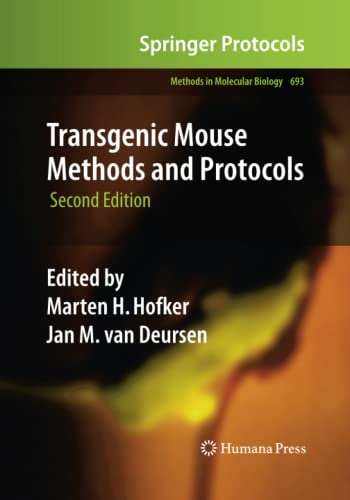 9781493956760: Transgenic Mouse Methods and Protocols