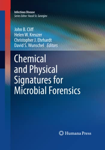 9781493956869: Chemical and Physical Signatures for Microbial Forensics