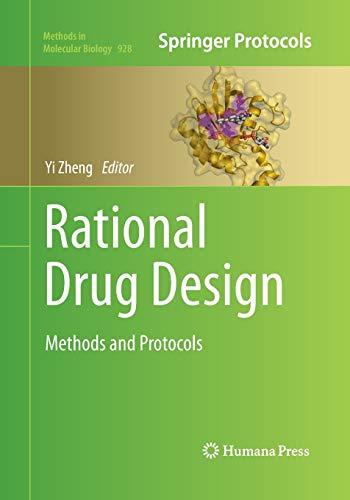 9781493959006: Rational Drug Design: Methods and Protocols (Methods in Molecular Biology)