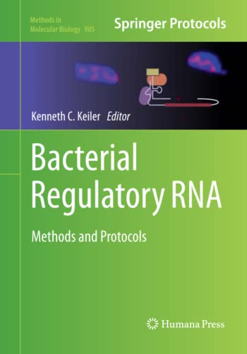 9781493959419: Bacterial Regulatory RNA: Methods and Protocols (Methods in Molecular Biology)