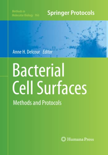 9781493959938: Bacterial Cell Surfaces: Methods and Protocols (Methods in Molecular Biology)