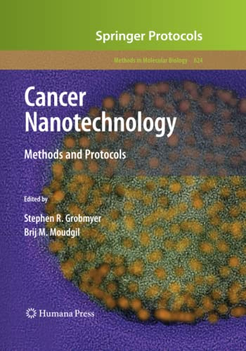 9781493961207: Cancer Nanotechnology: Methods and Protocols (Methods in Molecular Biology)