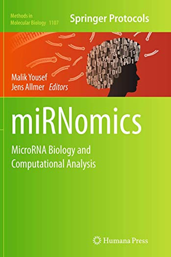 9781493962648: miRNomics: MicroRNA Biology and Computational Analysis (Methods in Molecular Biology)