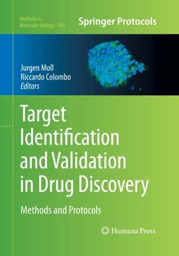 9781493962785: Target Identification and Validation in Drug Discovery: Methods and Protocols (Methods in Molecular Biology)