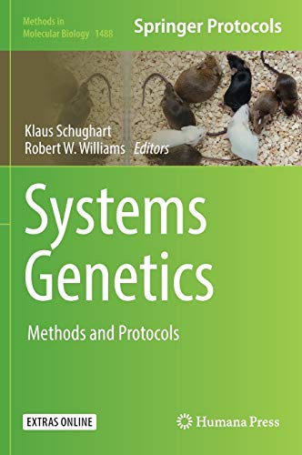 9781493964253: Systems Genetics: Methods and Protocols (Methods in Molecular Biology)