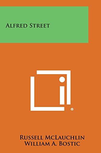 9781494003821: Alfred Street