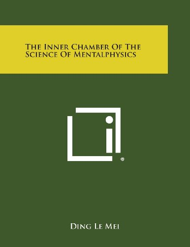 9781494013080: The Inner Chamber of the Science of Mentalphysics