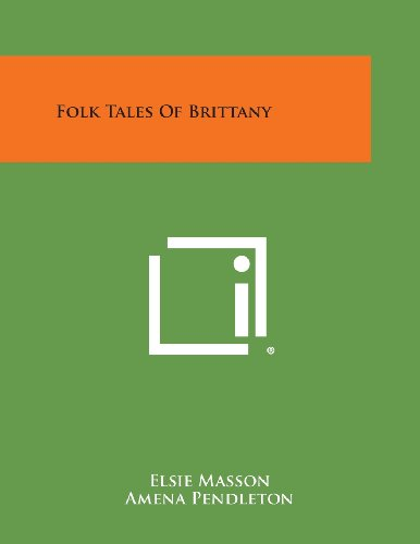 9781494039271: Folk Tales of Brittany