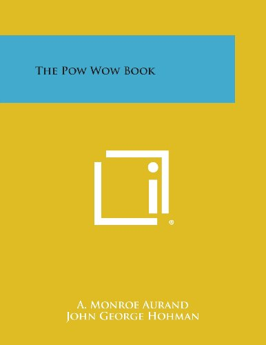 9781494039844: The POW Wow Book