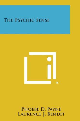 9781494049423: The Psychic Sense