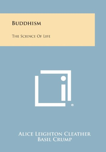 9781494068240: Buddhism: The Science of Life