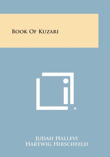 9781494084615: Book of Kuzari