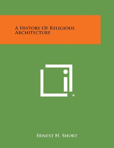 9781494101039: A History of Religious Architecture