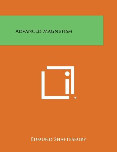 9781494109448: Advanced Magnetism