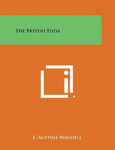9781494112844: The British Edda