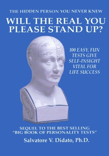 9781494211202: Will the Real You Please Stand Up?: Test Your Personality