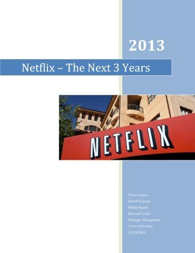 9781494229092: Netflix - The Next 3 Years