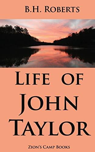 9781494235000: Life of John Taylor