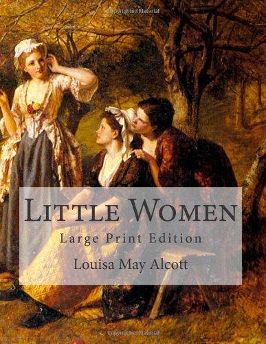 9781494235048: Little Women: Large Print
