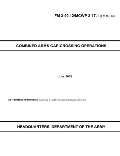 9781494240356: Combined Arms Gap-Crossing Operations