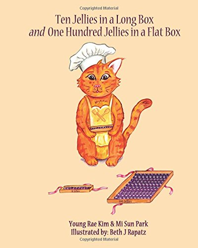 9781494251055: Ten Jellies in a Long Box and One Hundred Jellies in a Flat Box