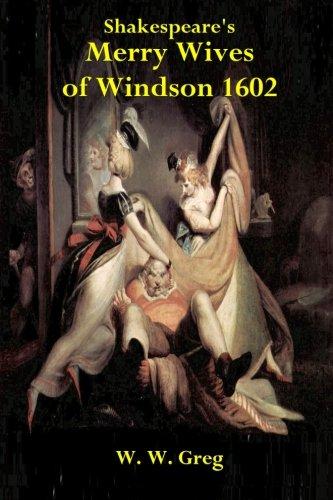 9781494256784: Shakespeare's Merry Wives of Windsor 1602 (Tudor & Stuart Library)