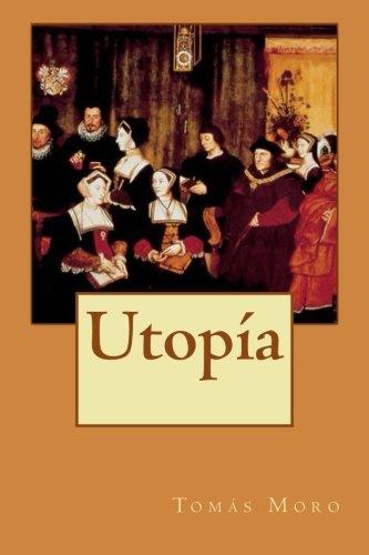 9781494262907: Utopía