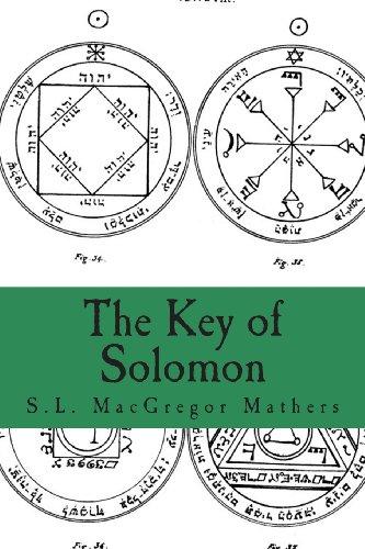 9781494280390: The Key of Solomon: Clavicula Salomonis