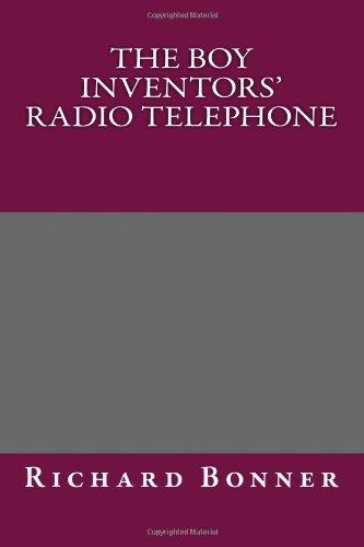 9781494295271: The Boy Inventors' Radio Telephone