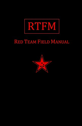 9781494295509: Rtfm: Red Team Field Manual