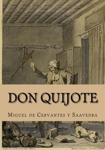 9781494300845: Don Quijote