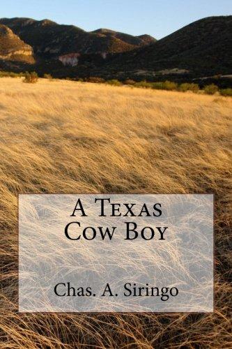 9781494303563: A Texas Cow Boy