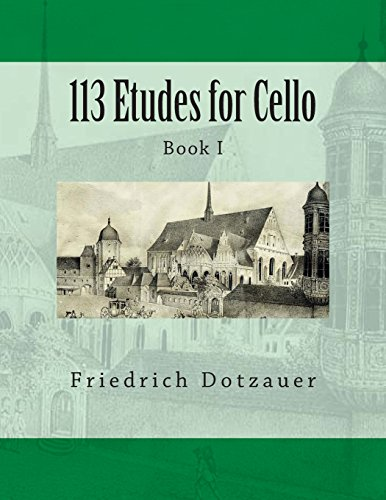 9781494329785: 113 Etudes for Cello: Book I